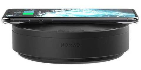 Nomad Wireless Hub с iphone