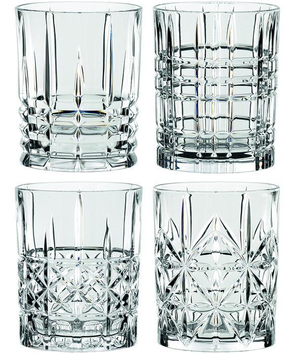 Набор стаканов для виски 4шт 345мл Nachtmann Highland