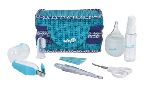 Safety 1st. Набор аксессуаров по уходу за малышом в футляре (9 предметов)