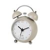 Часы-будильник Smile Grey