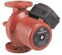 Циркуляционный насос Grundfos UPS 50-60/2 F, 230В