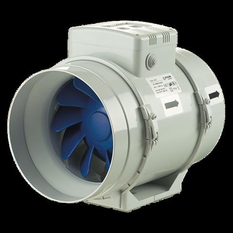 Вентилятор канальный Blauberg Turbo 200