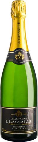 Шампанское J. Lassalle,