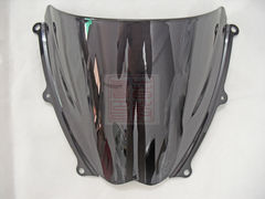 Ветровое стекло для мотоцикла Suzuki GSX-R1000 07-08 DoubleBubble Хром