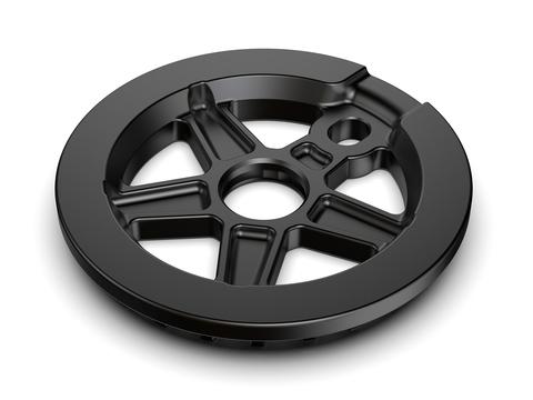 Звезда Brotherhood - G804 черная