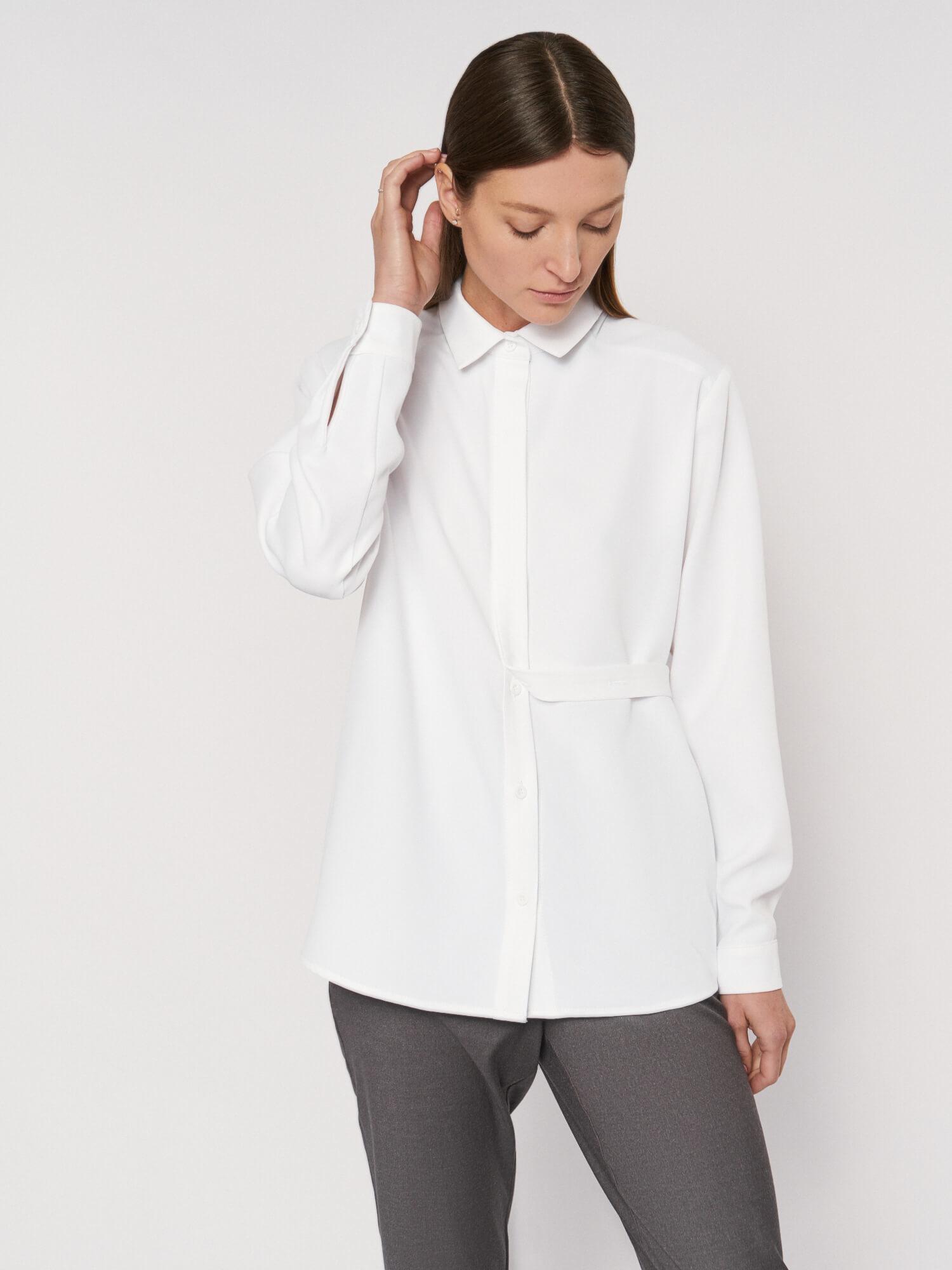 Блуза Amber с застежкой сбоку