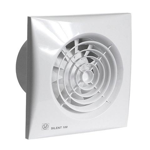 Накладной вентилятор Soler & Palau SILENT-100 CHZ (датчик влажности)