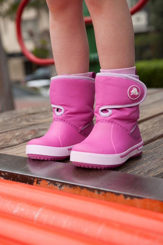 Детские сапожки Crocband™ II.5 Gust Boot 12905 Крокс (Crocs)