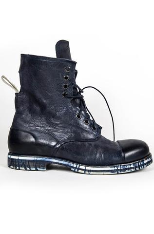 Высокие мужские ботинки