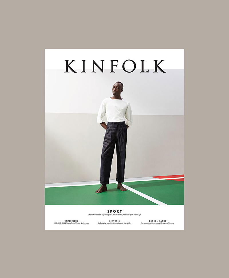 Журнал Kinfolk vol.26 английский
