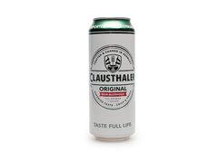 Пиво безалкогольное Clausthaler, 500мл