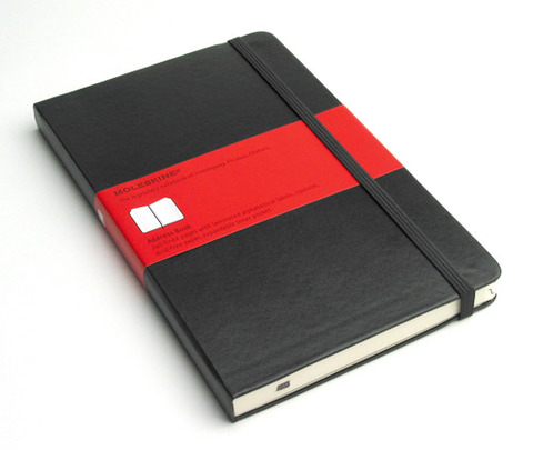 Moleskine Pocket Address Book