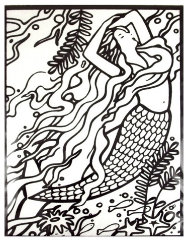 064-2558 Бархатная раскраска