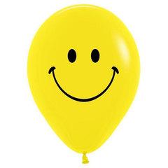 Воздушный шар Смайлик