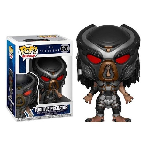 Фигурка Funko POP! Vinyl: The Predator: Predator 31299
