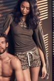 Домашний комплект с шортами Zimmerli