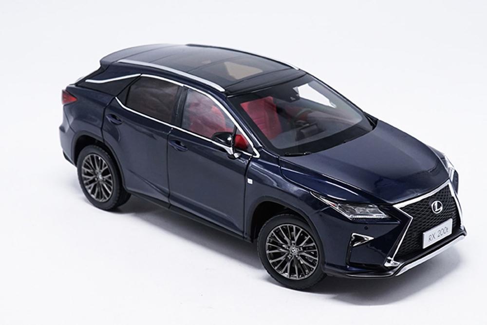 Коллекционная модель LEXUS RX200T 2019 DARK BLUE