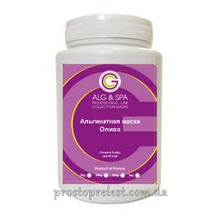 ALG&SPA Olio Da Oliva peel off mask - Альгинатная маска для сухой кожи с экстрактом Оливы