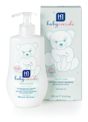 Babycoccole мыло жидкое 250 мл
