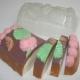 Торт Сказка, форма пластиковая