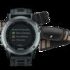 Купить Спортивные часы Garmin Fenix 3 cерые с черным ремешком (с датчиком) 010-01338-11 по доступной цене