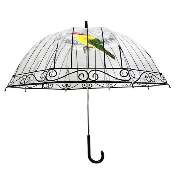 Шикарный стильный зонт