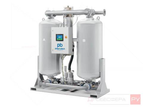 Осушитель сжатого воздуха Pneumatech PB 1020 S с воздуходувкой TIMER