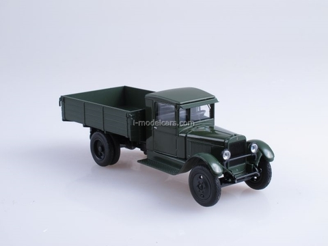 ZIS-5 board green 1:43 Nash Avtoprom