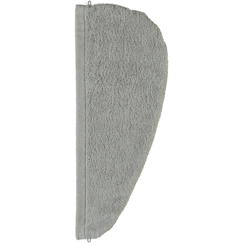 Полотенце для волос 70x70 Cawo Turban 7073 Hairtowel серое
