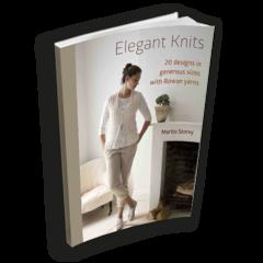 Книга ELEGANT KNITS  автор Martin Storey
