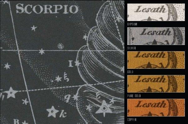 Панно Italreflexes Macro Scorpio 018 Gold, интернет магазин Волео