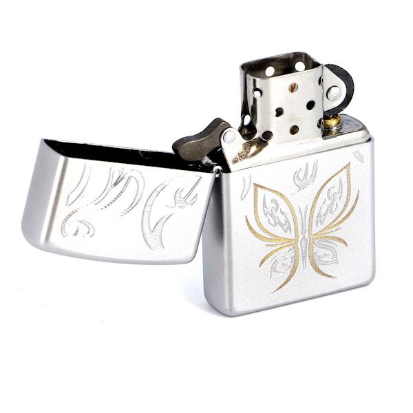 Зажигалка Zippo Golden Butterfly № 24339
