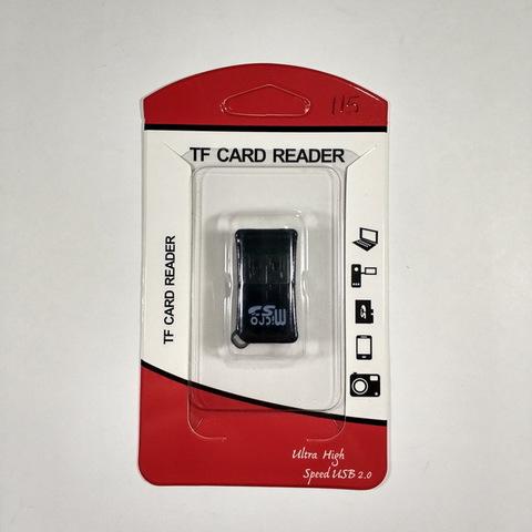 Картридер T-115 microSD на USB