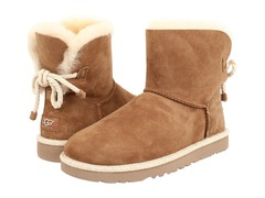 UGG Bailey Bow Selene Chestnut