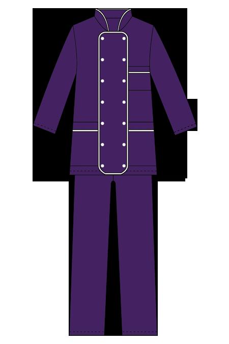 Кардинг мужских брюк, рубашек, костюмов