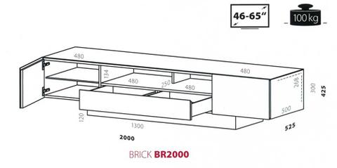 Spectral BR2000 BG