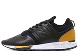 Кроссовки Мужские New Balance 247 LUXE Pack Black Orange