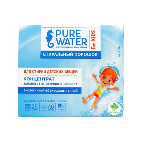 Стиральный порошок для детского белья Pure Water 800 г