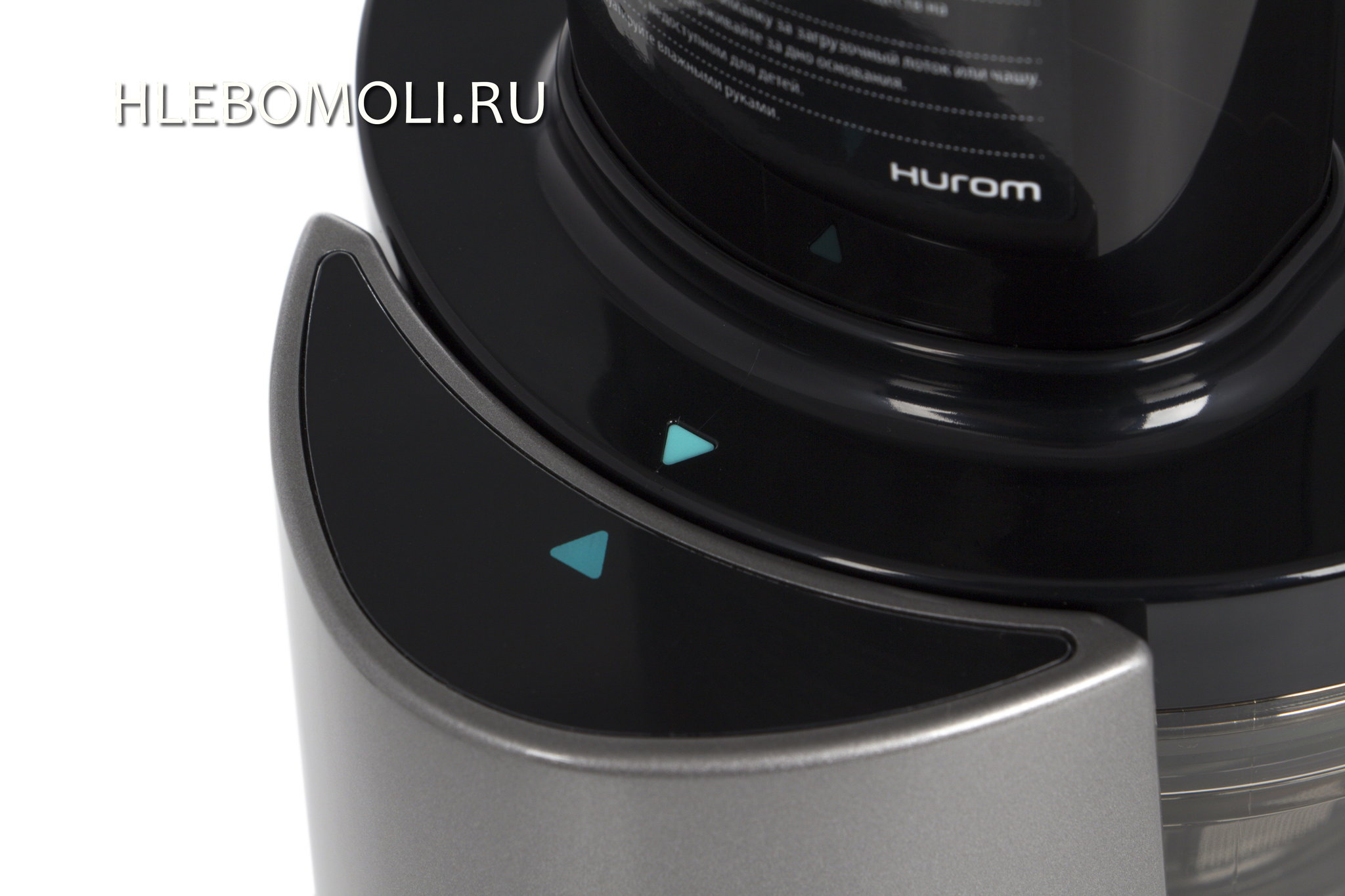 Соковыжималка Hurom Alpha Plus H-AA-DBE19, серебристый