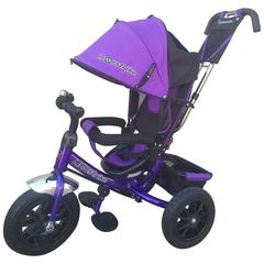 Велосипед Lexus trike 12x10 Надувные, Фиолетовый (950-N1210P-Violet)