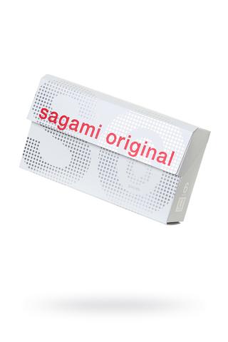 Презервативы Sagami Original 0.02  УЛЬТРАТОНКИЕ,гладкие №6 фото