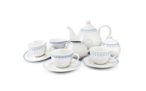 Чайный сервиз 11 предметов HYGGELYNE Leander