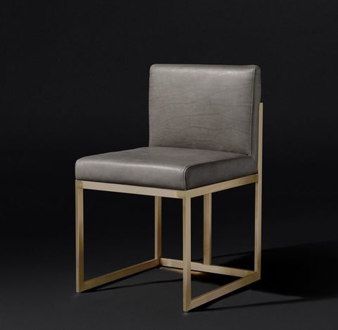 Wexler Leather Side Chair