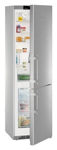 Двухкамерный холодильник Liebherr CNef 4845