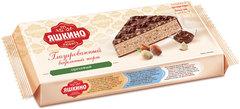 """Торт вафельный """"Яшкино""""  глазированный с орешками 250г"""