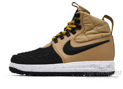 Кроссовки мужские Nike Lunar Force 1 Duckboot 17 Black Bone