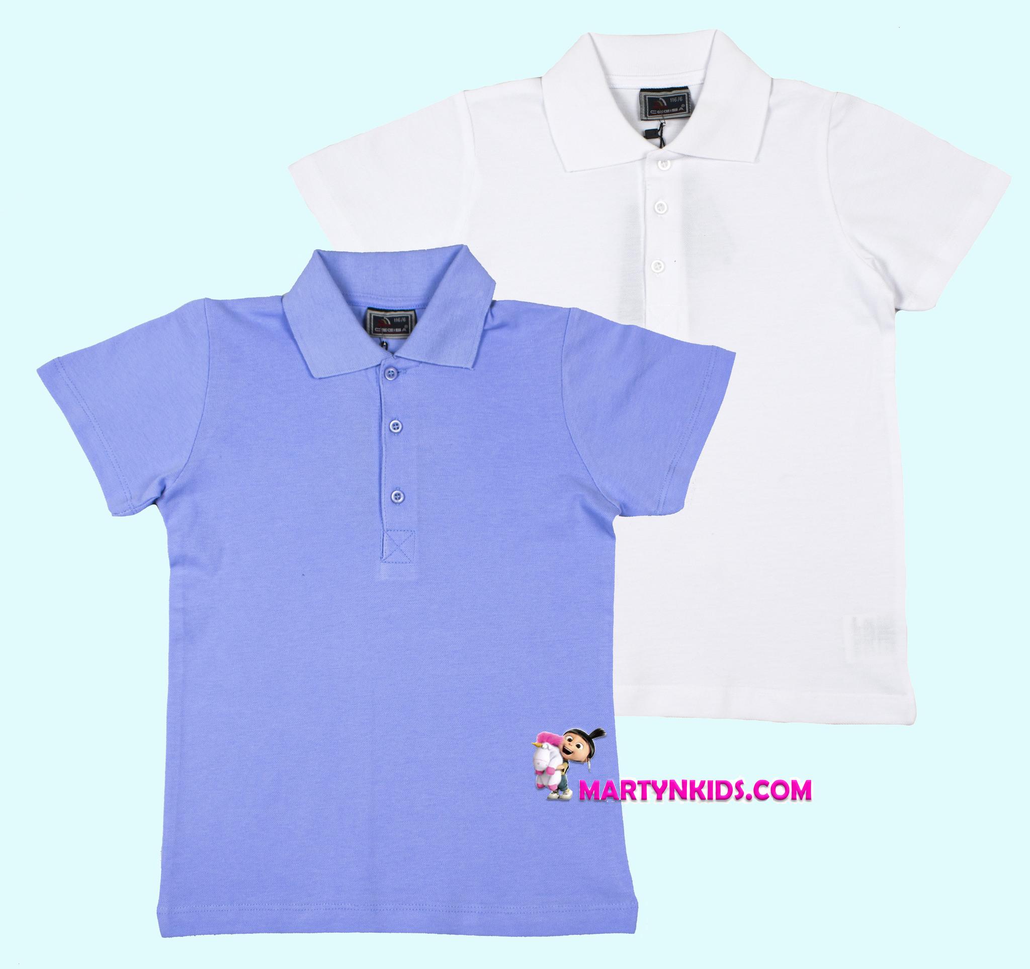1582 футболка воротник