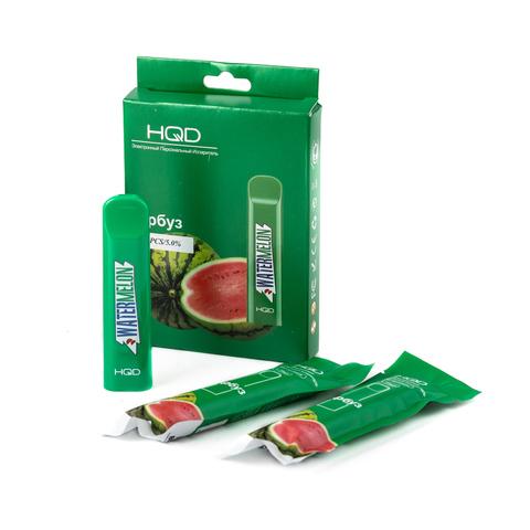 Одноразовая электронная сигарета HQD Cuvie Watermelon (Арбуз)