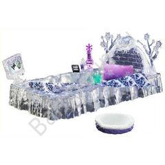 Игровой набор Monster High Ледяное ложе Эбби Боминейбл (Abbey Bominable)