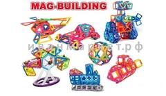 Магнитный конструктор 200 деталей Mag Building